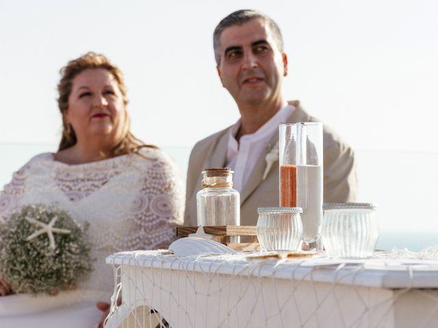La boda de Antonio y Mari Carmen en Cádiz, Cádiz 22