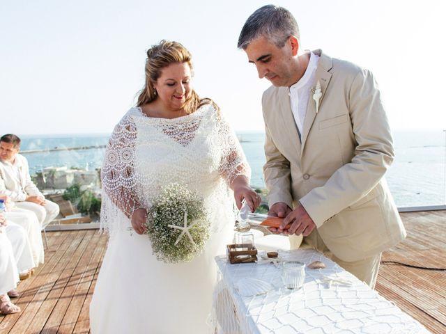 La boda de Antonio y Mari Carmen en Cádiz, Cádiz 23