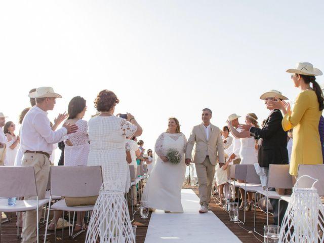 La boda de Antonio y Mari Carmen en Cádiz, Cádiz 30