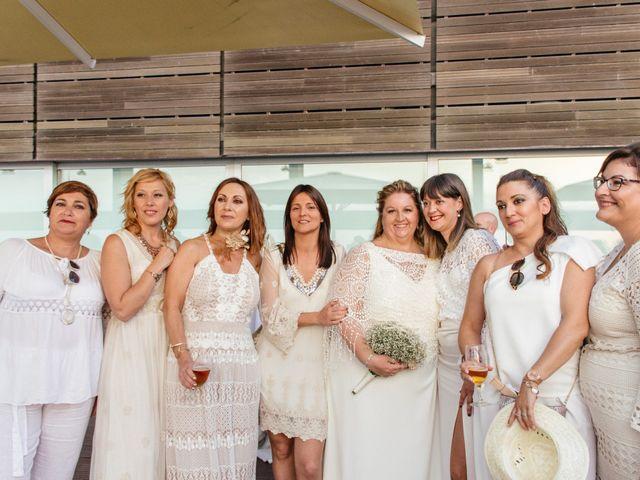 La boda de Antonio y Mari Carmen en Cádiz, Cádiz 35