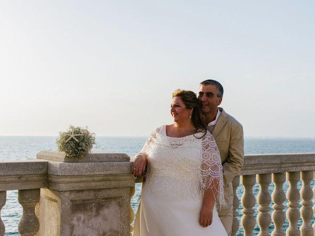 La boda de Antonio y Mari Carmen en Cádiz, Cádiz 46