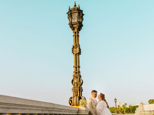 La boda de Antonio y Mari Carmen en Cádiz, Cádiz 2