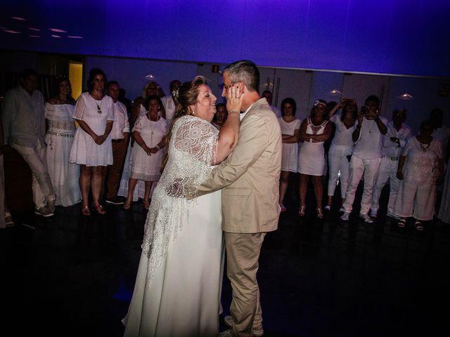 La boda de Antonio y Mari Carmen en Cádiz, Cádiz 50