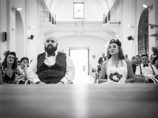 La boda de Pedro y Gema en Ocaña, Toledo 31