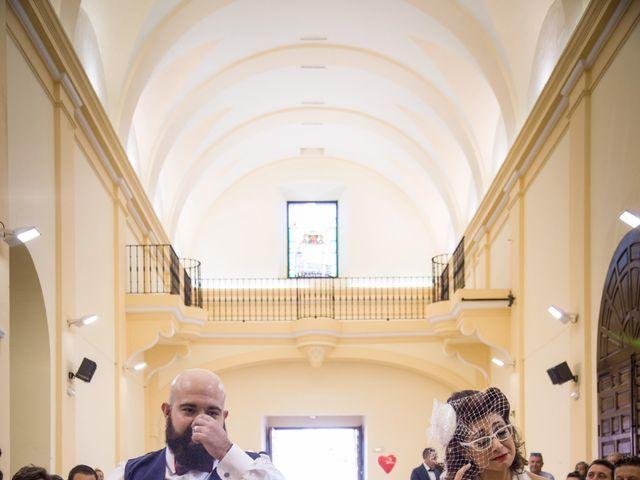 La boda de Pedro y Gema en Ocaña, Toledo 32