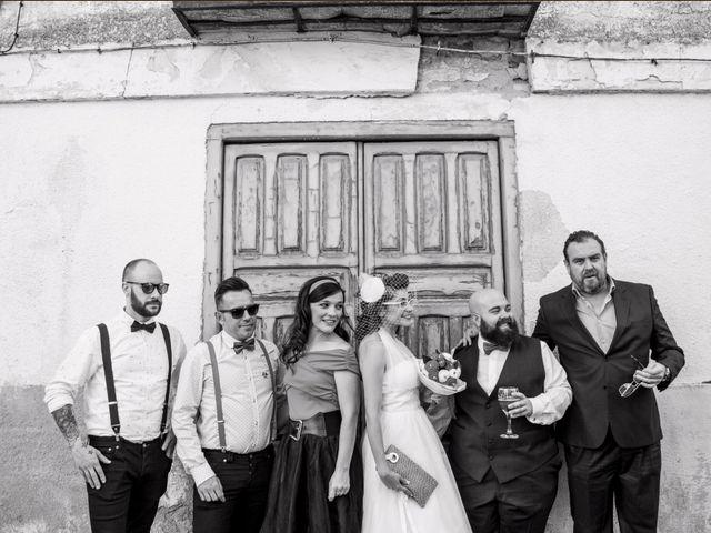 La boda de Pedro y Gema en Ocaña, Toledo 41