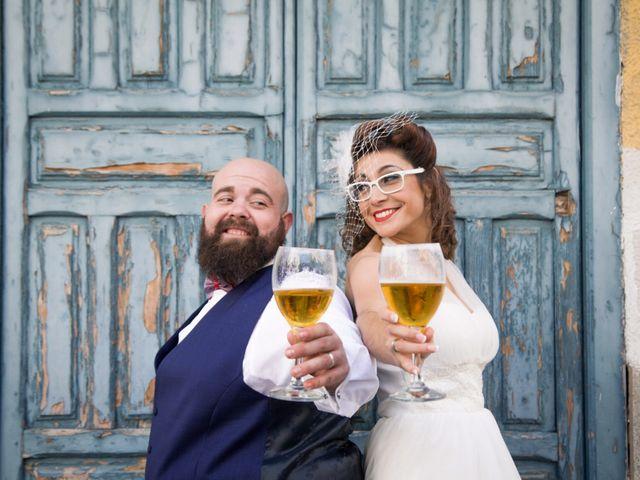 La boda de Pedro y Gema en Ocaña, Toledo 42