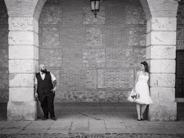 La boda de Pedro y Gema en Ocaña, Toledo 44