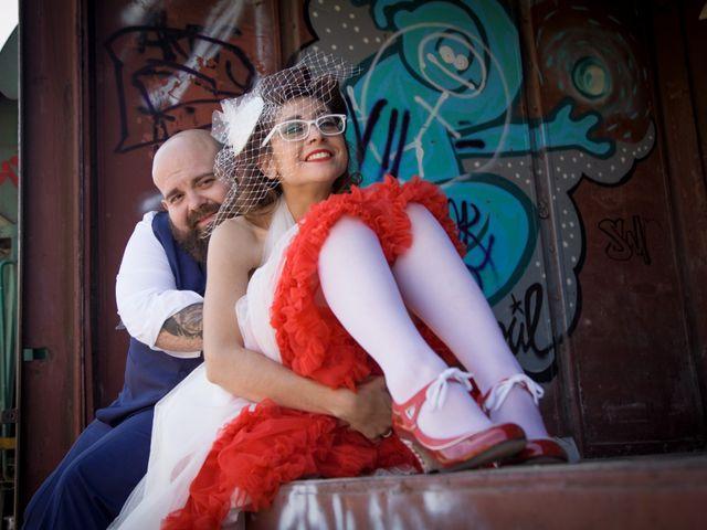 La boda de Pedro y Gema en Ocaña, Toledo 53