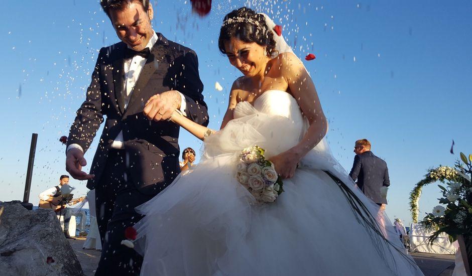 La boda de Juan y Sara en Son Servera, Islas Baleares