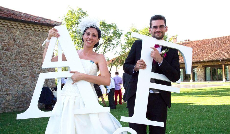 La boda de Fernando y Arancha en Segovia, Segovia