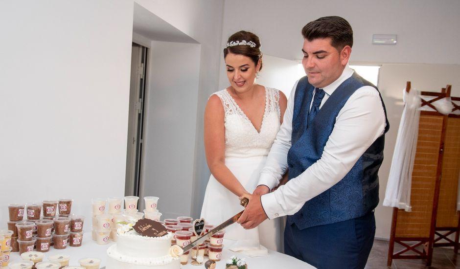 La boda de Joaquin y Gema en La Linea De La Concepcion, Cádiz