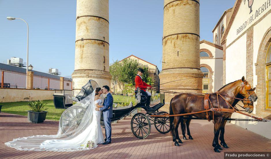La boda de Pablo y Maria Del Mar en Adra, Almería