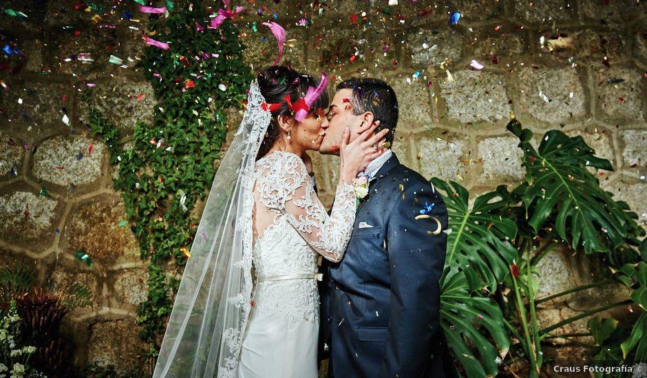 La boda de Javi y Estefanía en Hoyo De Manzanares, Madrid