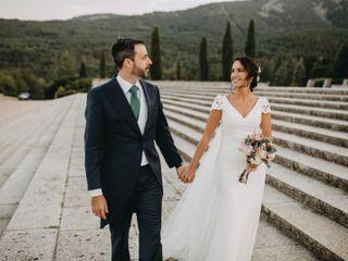 La boda de Tania y Sito