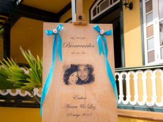 La boda de Luz Gema y Airam 3