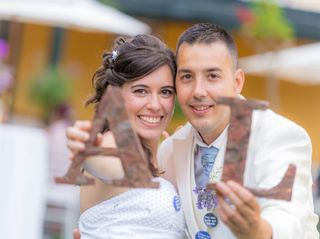 La boda de Luz Gema y Airam