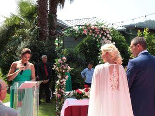 La boda de Eva  y Julen  2