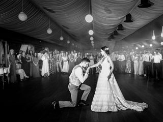 La boda de Iria y Emilio