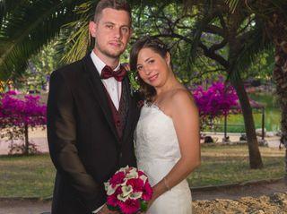 La boda de Tamara y Jonatan 2