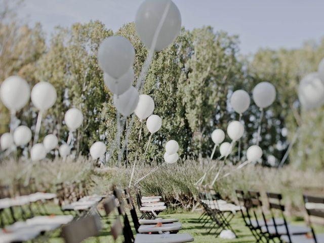 La boda de Jose y Vanessa en Hoyuelos, Segovia 1