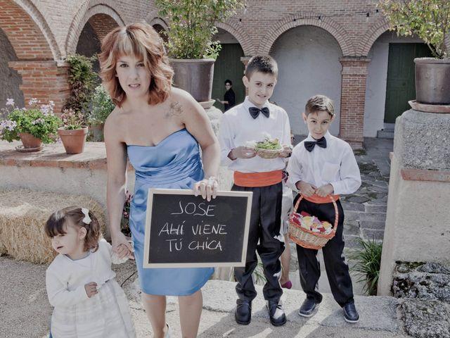 La boda de Jose y Vanessa en Hoyuelos, Segovia 26