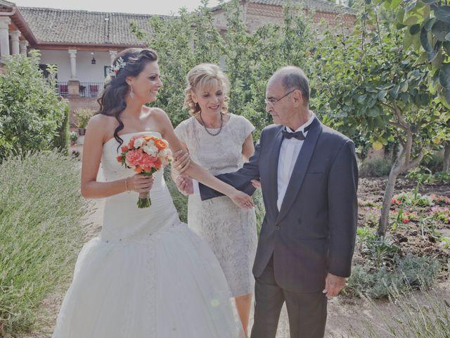 La boda de Jose y Vanessa en Hoyuelos, Segovia 28