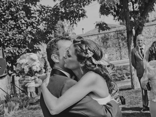 La boda de Jose y Vanessa en Hoyuelos, Segovia 29