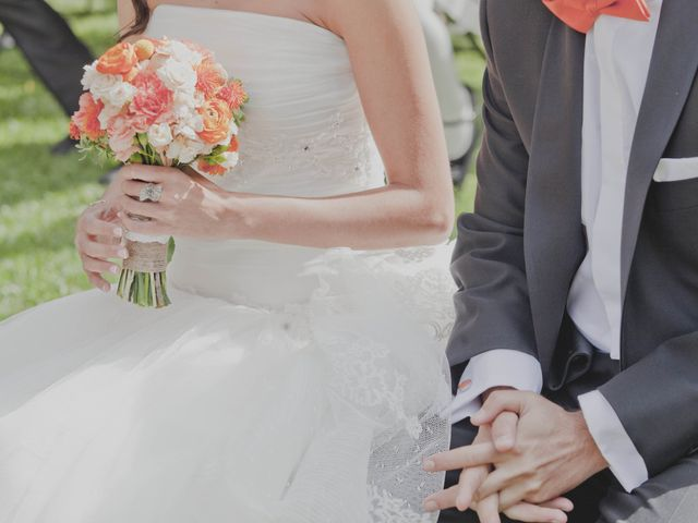 La boda de Jose y Vanessa en Hoyuelos, Segovia 30