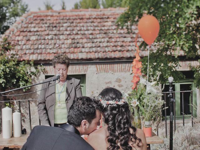 La boda de Jose y Vanessa en Hoyuelos, Segovia 31