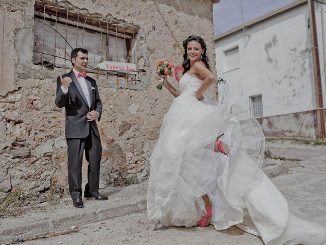 La boda de Jose y Vanessa en Hoyuelos, Segovia 35