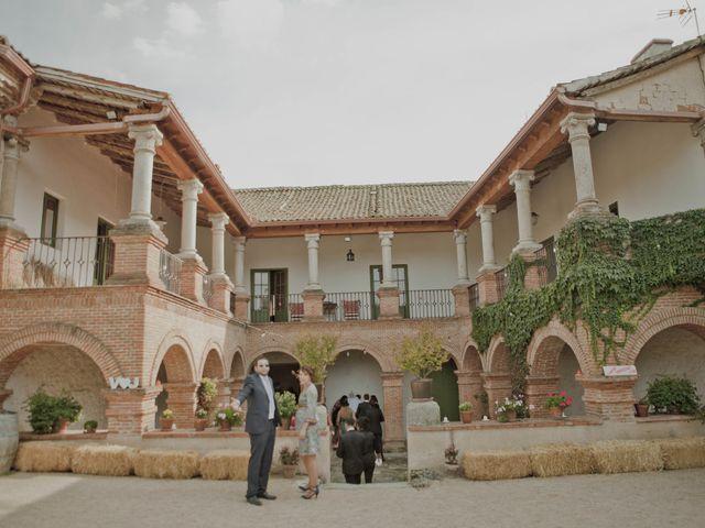 La boda de Jose y Vanessa en Hoyuelos, Segovia 38