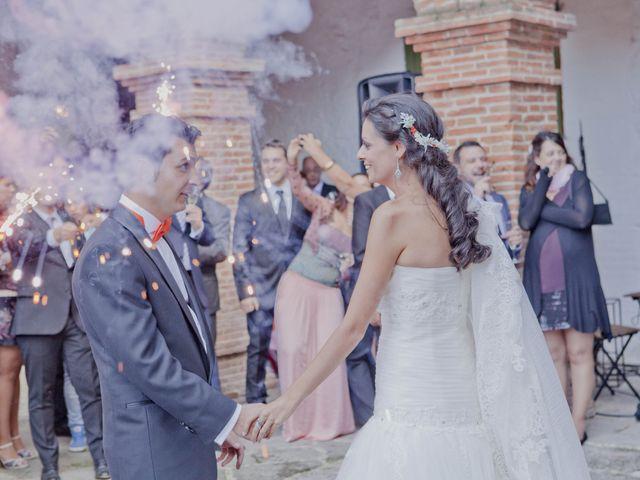 La boda de Jose y Vanessa en Hoyuelos, Segovia 39