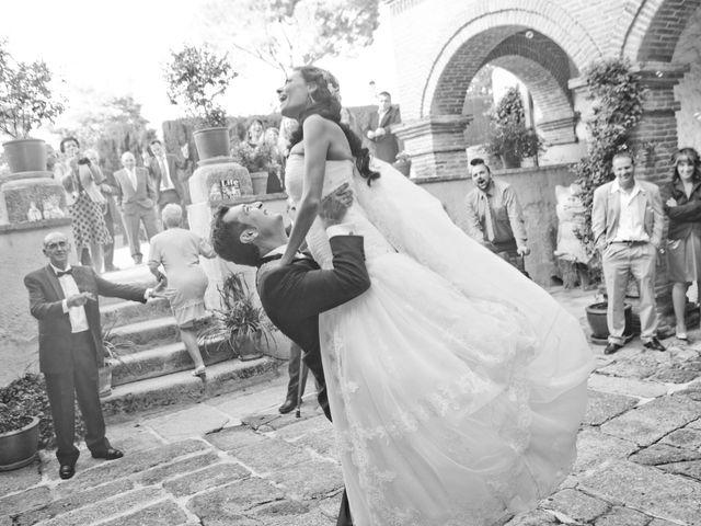 La boda de Jose y Vanessa en Hoyuelos, Segovia 40