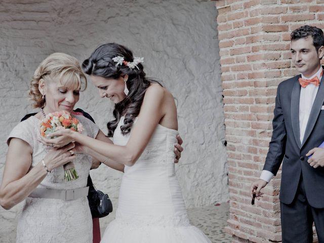 La boda de Jose y Vanessa en Hoyuelos, Segovia 41