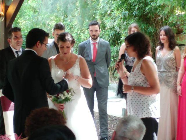La boda de Javi  y Patricia   en Palau De Plegamans, Barcelona 1