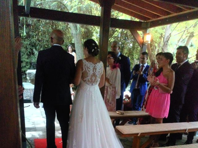 La boda de Javi  y Patricia   en Palau De Plegamans, Barcelona 3