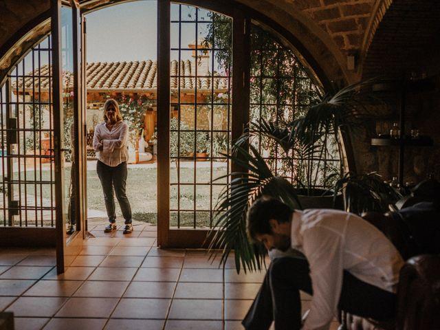 La boda de Tommy y Agelica en Pontos, Girona 5