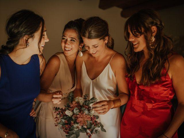 La boda de Tommy y Agelica en Pontos, Girona 13
