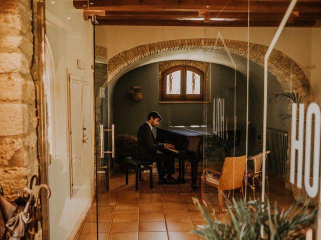 La boda de Tommy y Agelica en Pontos, Girona 14