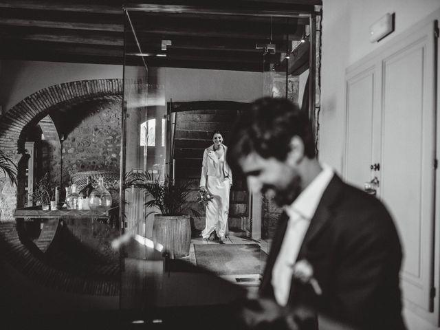 La boda de Tommy y Agelica en Pontos, Girona 17