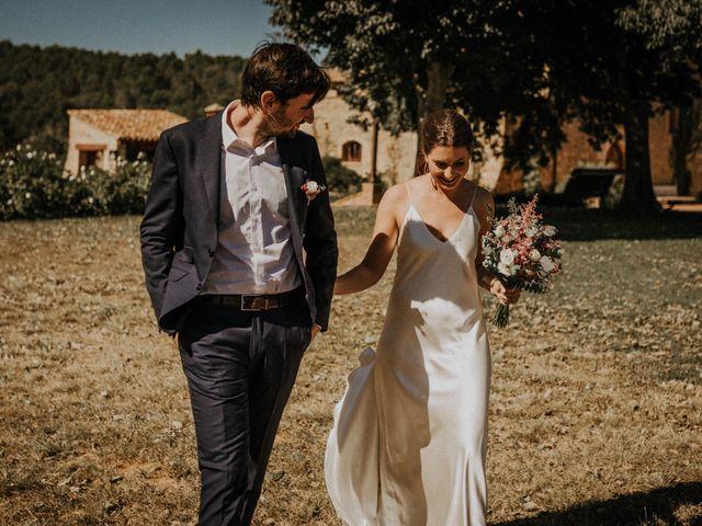 La boda de Tommy y Agelica en Pontos, Girona 19