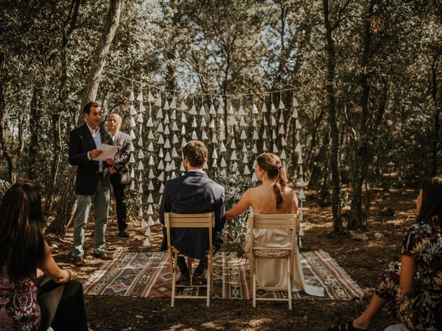 La boda de Tommy y Agelica en Pontos, Girona 21