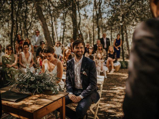 La boda de Tommy y Agelica en Pontos, Girona 23