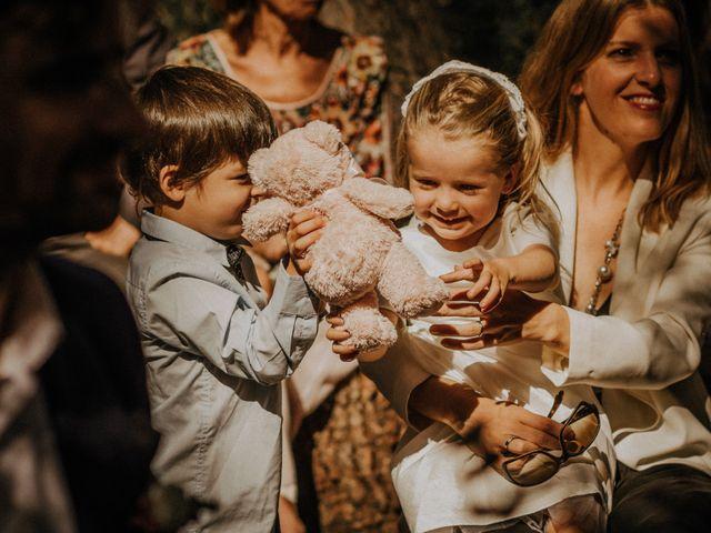 La boda de Tommy y Agelica en Pontos, Girona 24