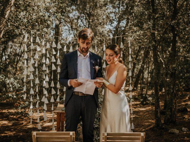La boda de Tommy y Agelica en Pontos, Girona 25
