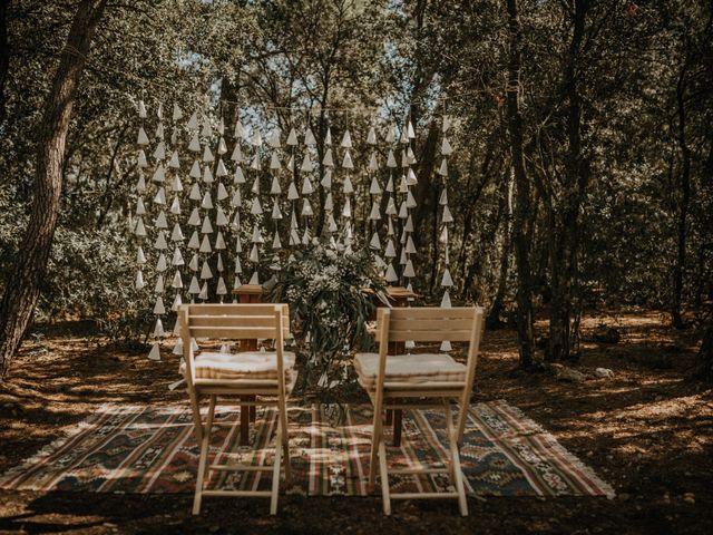 La boda de Tommy y Agelica en Pontos, Girona 32