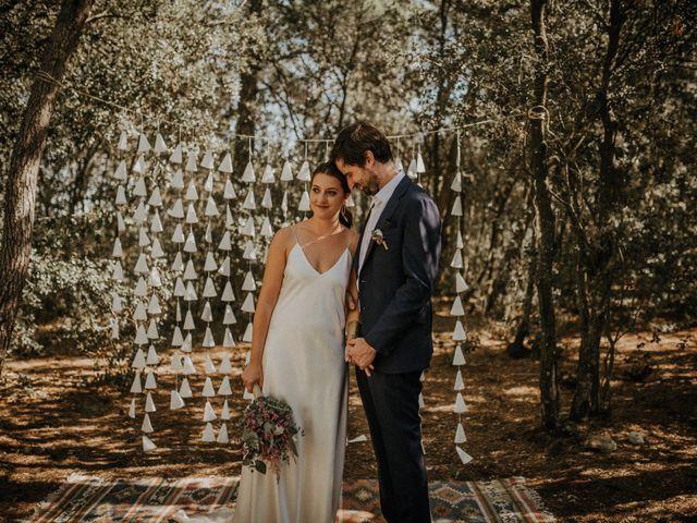 La boda de Tommy y Agelica en Pontos, Girona 33