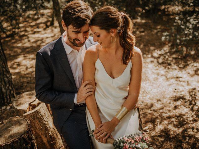 La boda de Tommy y Agelica en Pontos, Girona 34