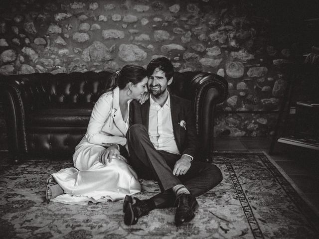 La boda de Tommy y Agelica en Pontos, Girona 37